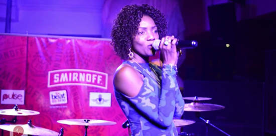 Simi Performs Her New Song JAMB QUESTION At Industry Nite - Boomplay