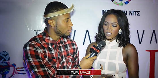 Tiwa Savage Talks About Consistency As Key To Her New Album 'RED' - Boomplay