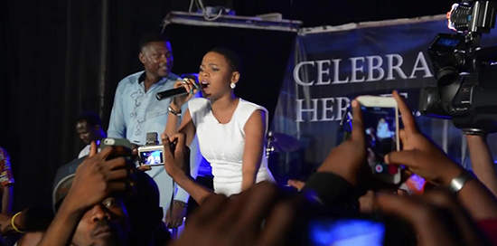Watch Chidinma Perform At Afropolitan Vibes - Boomplay