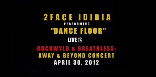 Dance Floor (Live Performance) - Boomplay