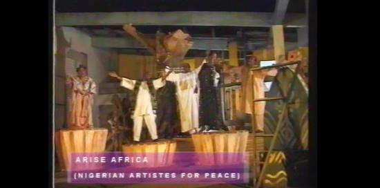 Nigeria Artists For Peace (NAFP)  - Boomplay