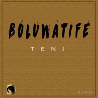 Boluwatife - Boomplay