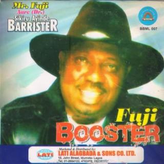 Fuji Booster - Boomplay music