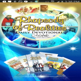 Rhapsody Of Realities - February 2017 - Boomplay