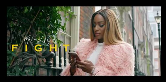 Fight ft. DJ Cuppy - Boomplay