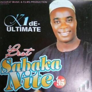 Best Sabaka Nite - Boomplay