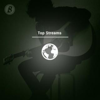 Top Streams (Global) - Boomplay