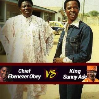 Boom Rewind - Chief Ebenezer Obey x King Sunny Ade