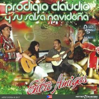 Prodigio Claudio Entre Amigos - Boomplay