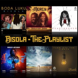 Bisola - The Playlist - Listen on Boomplay For Free