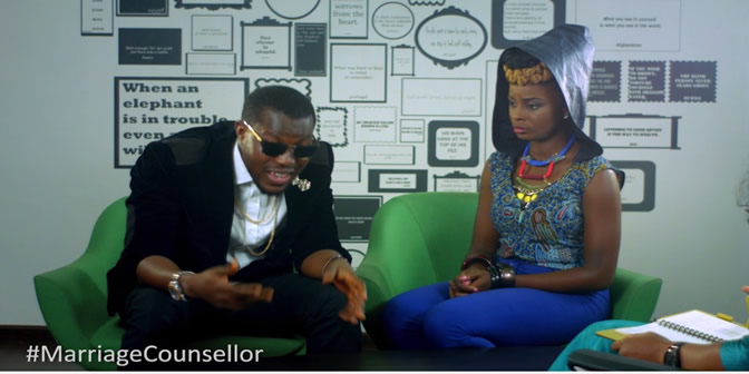 Marriage Counsellor - Dbang and Yemi Alade - Boomplay
