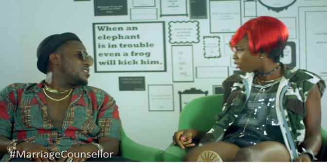 Marriage Counsellor-BurnaBoy and Cynthia Morgan - Boomplay