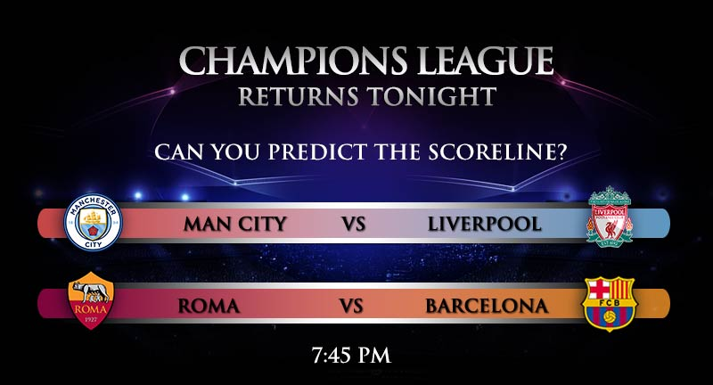 It's UEFA Champions League Night! (Predict) - Boomplay