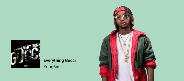 Everything Gucci - Boomplay