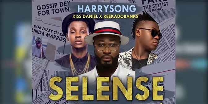 Did Harrysong Deliberately Diss Kiss Daniel On Selense? [NTBB] - Boomplay
