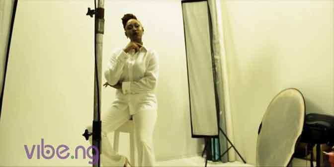 Cynthia Morgan's Vibe.ng February Digital Cover | Behind The Scenes (BTS) - Boomplay