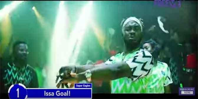 Why We Love the Super Eagles of Nigeria//Freeme Tv - Boomplay