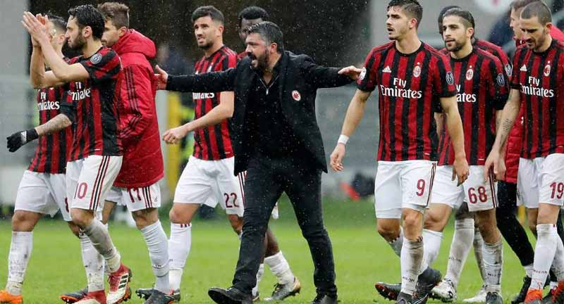 AC Milan Soccer Team Taken Over By Hedge Fund Elliott Management - Boomplay