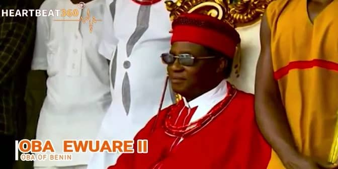 Oba Ewuare: 10 Times The Benin Monarch Went Viral - Boomplay