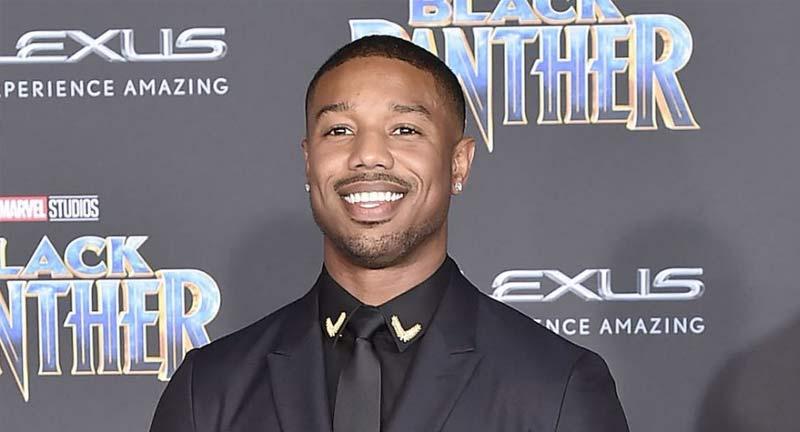 Black Panther Star Michael B. Jordan Parties With Rumored Girlfriend - Boomplay