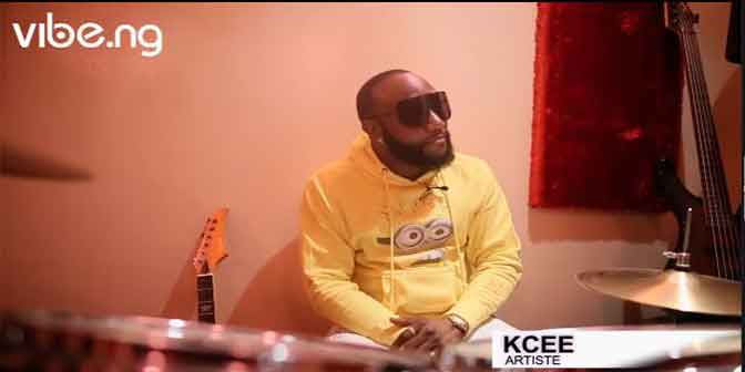 According To The Gospel Of KCEE: 5 Ways Artistes Can Remain Relevant In The Music Industry - Vibe.ng - Boomplay