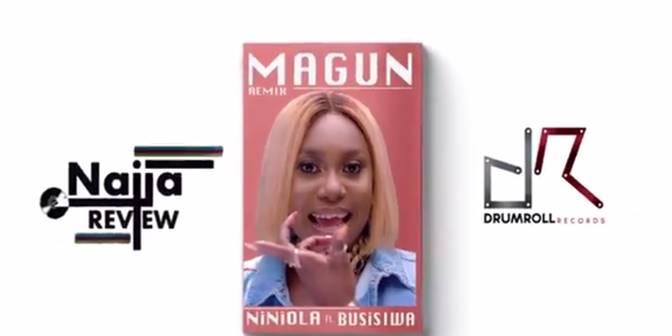 Magun (Remix) ft. Busiswa - Boomplay