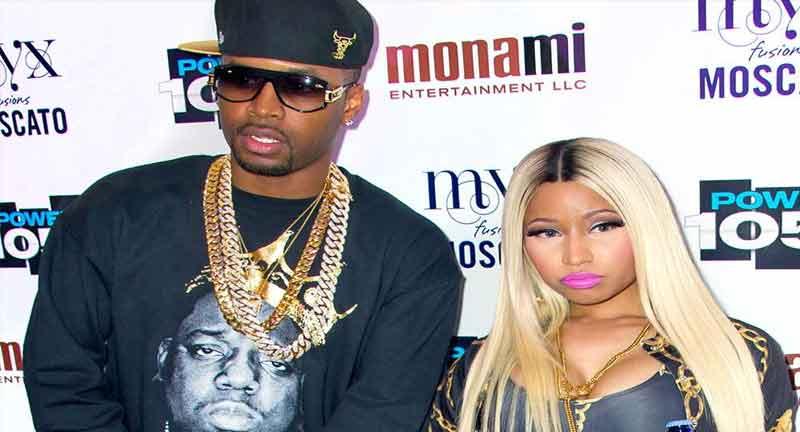 Nicki Minaj's Ex-Boyfriend Safaree  Claims She Stabbed Him And He
