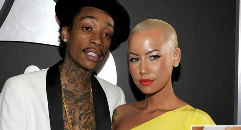 Amber Rose's Engagement Ring From Wiz Khalifa Has Been Stolen - Boomplay
