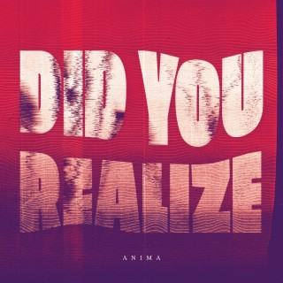 Did You Realize - Boomplay