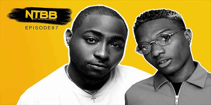 Is There Still Bad Blood Between Wizkid And Davido? [NTBB] - Boomplay