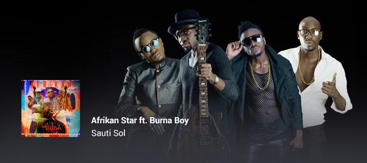 Afrikan Star - Boomplay