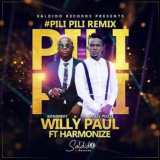 Pili Pili (Remix) ft. Harmonize - Boomplay
