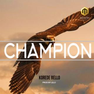 Champion - Boomplay