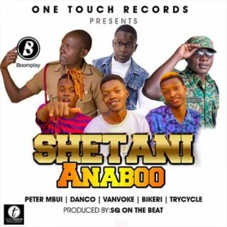 Shetani Anaboo - Boomplay