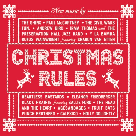 May Ev'ry Day Be Christmas ft. Preservation Hall Jazz Band