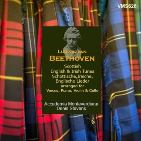 12 Scottish Songs, WoO 156: No. 11 in F Major, Auld Lang Syne ft. Denis Stevens, Peter Pettinger, Elizabeth Perry & Peter Schmidt