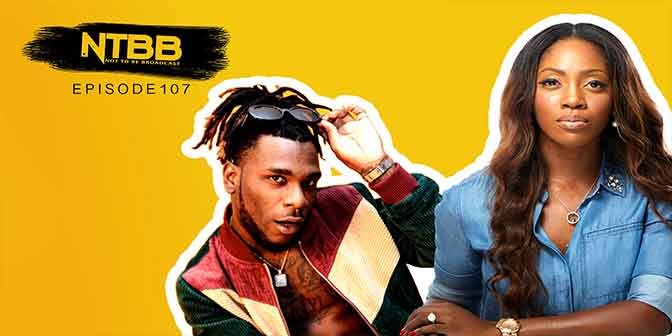 Was Burna Boy Referring To Tiwa Savage's Record Deal With Universal Music Group? [NTBB] - Boomplay