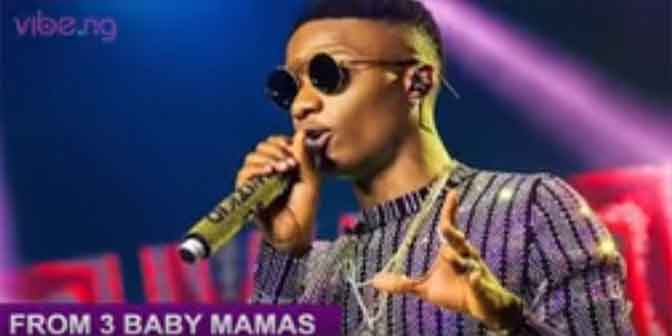 Top 10 Nigerian Celebrities With The Highest Number Of Baby Mamas (Davido, Pasuma, 9ice) - Vibe List - Boomplay