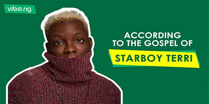 According To The Gospel Of STARBOY TERRI: 5 Things You Should Have In Your Closet - Vibe.ng - Boomplay