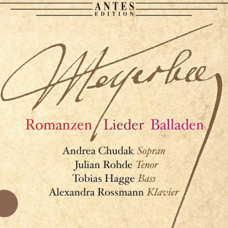 Le revenant du vieux chateau de Bade für Klavier und Stimme ft. Andrea Chudak