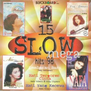 15 Slow Mega Hits'98 - Boomplay