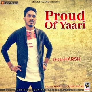 Proud of Yaari - Boomplay