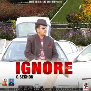 Ignore - Boomplay