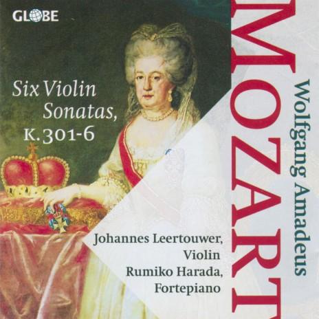 Sonata for Piano and Violin In D Major, K. 306: I. Allegro con spirito ft. Rumiko Harada