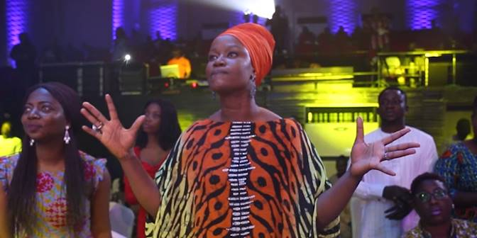 Highlights from Sola Allyson's listening s concert for her new album 'IRI' - Boomplay