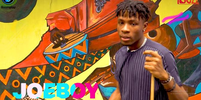 The Convo with Nigerian Singer, Joeboy - Boomplay