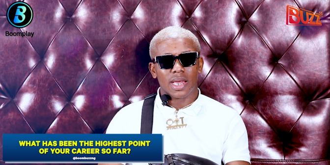 Buzz Exclusive: Small Doctor speaks about his success and explains why most street artists don't last long - Boomplay