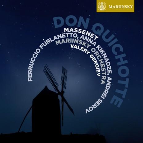 Don Quichotte, Act I: I.