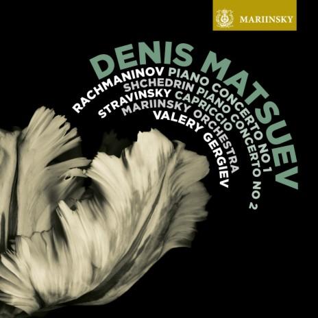 Piano Concerto No. 1 in F-Sharp Minor, Op. 1: III. Allegro vivace ft. Valery Gergiev & Denis Matsuev