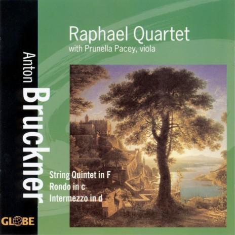Rondo for String Quartet in C Minor